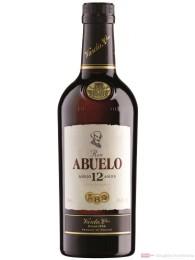 Ron Abuelo 12 Anos Panama Rum 0,7l