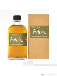 Akashi Single Malt Japanese Whisky 0,5l