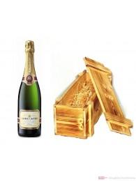 Alfred Gratien Champagner Brut Classique in Holzkiste geflammt 12% 0,75l Flasche