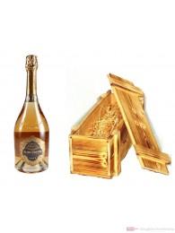 Alfred Gratien Cuvée Paradis Rosé Champagner in Holzkiste geflammt 12% 0,75l Flasche