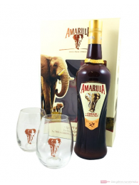 Amarula Cream Likör in Geschenkverpackung 0,7l