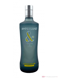 Ampersand Citrus Flavour London Dry Gin 0,7l