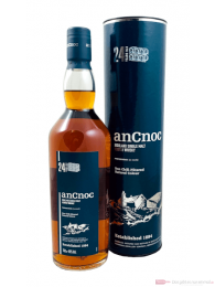AnCnoc 24 Years Single Malt Scotch Whisky 0,7l