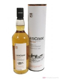 AnCnoc 12 Years Single Malt Scotch Whisky 0,7l