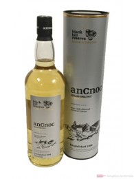 AnCnoc Black Hill Reserve Limited Editon Single Malt Scotch Whisky 1l