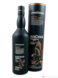 AnCnoc Peatheart Single Malt Scotch Whisky 0,7l