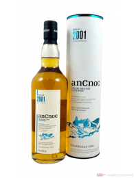 AnCnoc 2001 Single Malt Scotch Whisky 0,7l