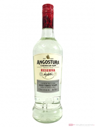 Angostura White 3 Years Rum 0,7l