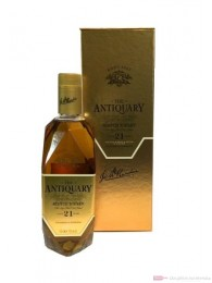 Antiquary 21 years Blended Scotch Whisky 0,7l