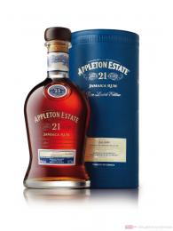 Appleton Rum Estate 21 Years 0,7l
