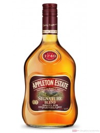 Appleton Estate Signature Blend Rum 0,7l