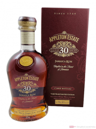 Appleton 30 Years Blend Rum 0,7l