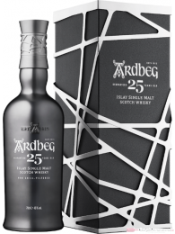 Ardbeg 25 Jahre Single Malt Scotch Whisky 0,7l