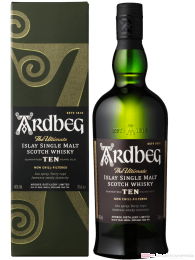 Ardbeg 10 Jahre Single Malt Scotch Whisky 0,7l