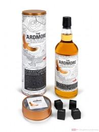 Ardmore Legacy mit Whisky Steinen