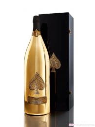Armand de Brignac Champagner Brut Gold Midas in Holzkiste 30l