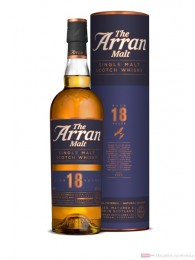 The Arran 18 years Single Malt Scotch Whisky 0,7l