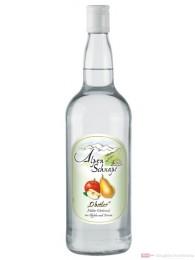 Alpenschnaps Obstler Steinbeisser milde Spirituose 1,0l