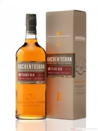 Auchentoshan 12 Years Lowland Single Malt Scotch Whisky 0,7l