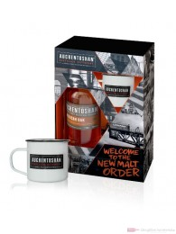 Auchentoshan American Oak mit Becher Single Malt Scotch Whisky 0,7l