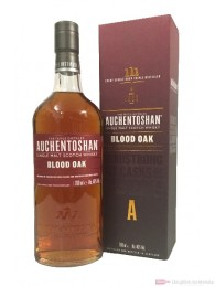 Auchentoshan Blood Oak Single Malt Scotch Whisky 0,7l