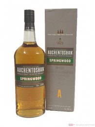 Auchentoshan Springwood Single Malt Scotch Whisky 1,0l