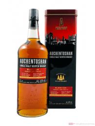 Auchentoshan Blood Oak Single Malt Scotch Whisky 1,0l