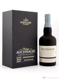 The Lost Distillery Auchnagie Vintage