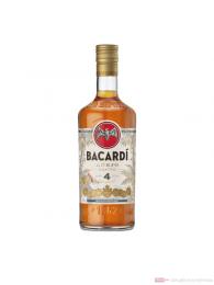Bacardi Anejo Cuatro 4 Years Rum 1,0l