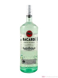 Bacardi Carta Blanca Rum 1,5l