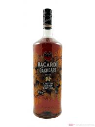 Bacardi Oakheart Smooth & Spiced Spirit Drink 1,5l