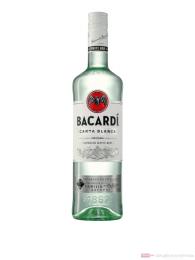 Bacardi Carta Blanca Rum 1,0l