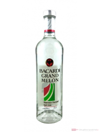 Bacardi Grand Melon Flavoured Spirit Drink 0,7l