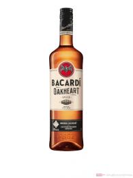 Bacardi Oakheart Smooth & Spiced Spirit Drink 1,0l