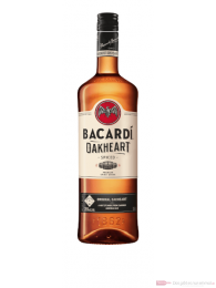 Bacardi Oakheart Smooth & Spiced Spirit Drink 1,5l