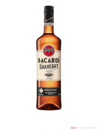 Bacardi Oakheart Smooth & Spiced Spirit Drink 0,7l