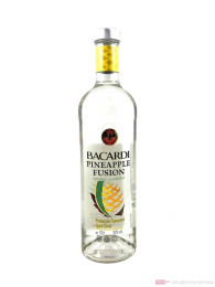 Bacardi Pineapple Fusion Flavoured Spirit Drink
