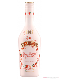 Baileys Strawberries & Cream Irish Likör 0,7l