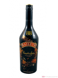 Baileys Pumpkin Spiced Irish Cream Likör 0,7l