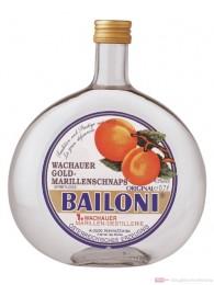Bailoni Wachauer Gold Marillenschnaps