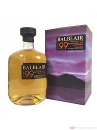 Balblair Vintage 1999 Single Malt Scotch Whisky 1,0l