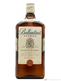 Ballantine´s Finest Blended Scotch Whisky 1,0 l