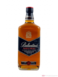 Ballantine's Hard Fired Blended Scotch Whisky 0,7l