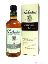 Ballantine´s 12 Years Blended Malt Scotch Whisky 0,7l
