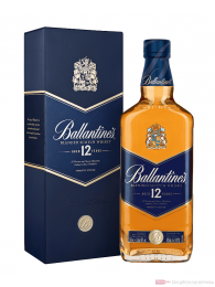 Ballantine's 12 Jahre Blended Scotch Whisky 0,7l