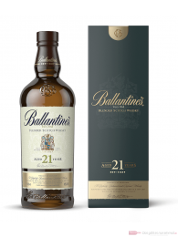 Ballantine`s 21 years old Blended Scotch Whisky 0,7l