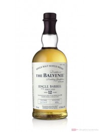 Balvenie Single Barrel 12 Years First Fill Single Malt Scotch Whisky 0,7l