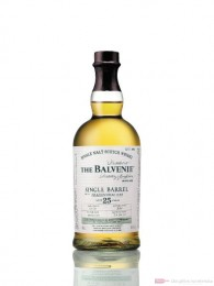 Balvenie Single Barrel 25 Years Traditional Oak Single MaltWhisky 0,7l