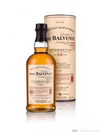 Balvenie Carribean Cask Single Malt Scotch Whisky 0,7l