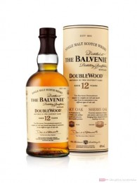 Balvenie 12 years Doublewood Single Malt Scotch Whisky 0,7l